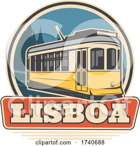 Lisboa by Vector Tradition SM