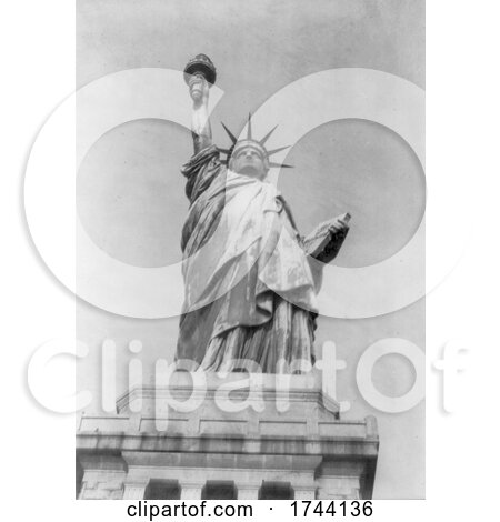 Liberty Enlightening the World by JVPD