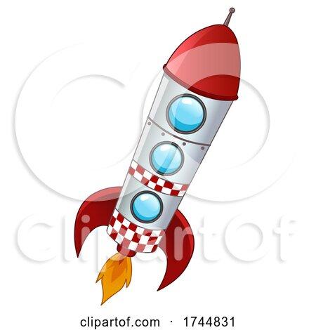 Flying Rocket by yayayoyo