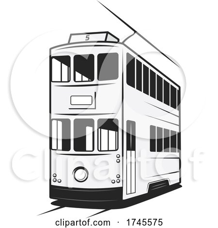 Tram by Vector Tradition SM