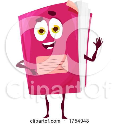 Book Character by Vector Tradition SM