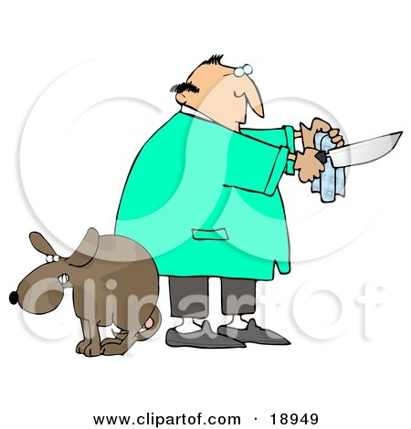 Preview Clipart Veterinary Tools Clip Art