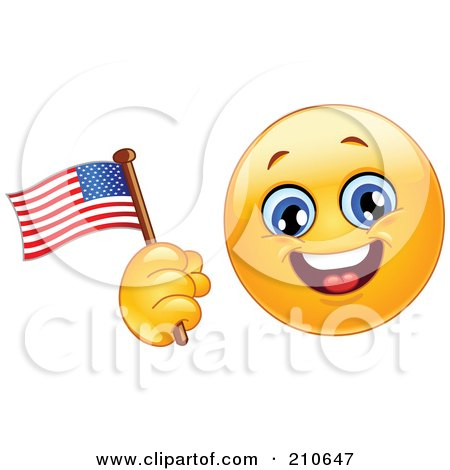 royalty free rf clipart illustration of a yellow smiley face rh clipartof com Two Thumbs Up Face Woman Thumbs Up