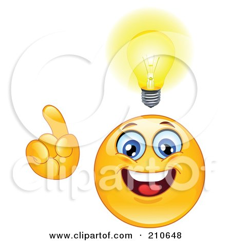 Royalty Free Rf Clipart Illustration Of A Green Light