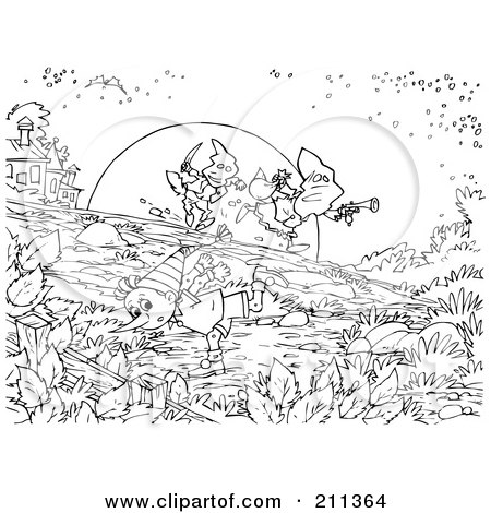 robber coloring pages - photo#44