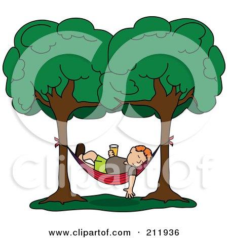 Royalty Free Rf Resting Clipart Illustrations Vector