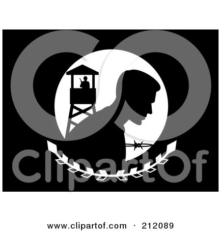 pow flag coloring pages | Royalty-Free (RF) Pow Mia Clipart, Illustrations, Vector ...