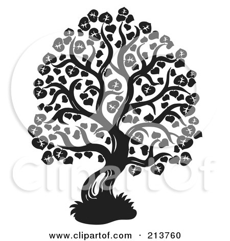 RoyaltyFree RF Lime Tree Clipart