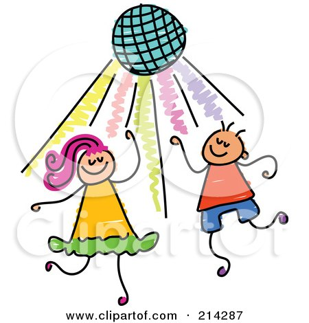 Free on Royalty Free  Rf  Clipart Illustration Of A Childs Sketch Of Kids