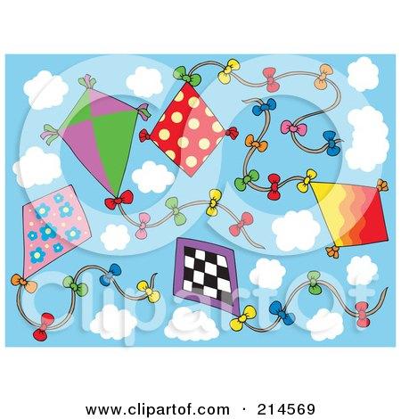Similar Kite Stock