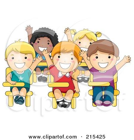 Classmates Clip Art