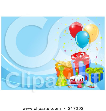 birthday balloons wallpaper. Background With Birthday