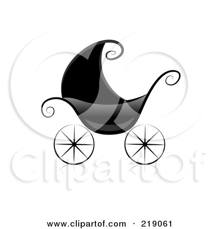 Royalty-Free (RF) Pram Clipart, Illustrations, Vector Graphics #1