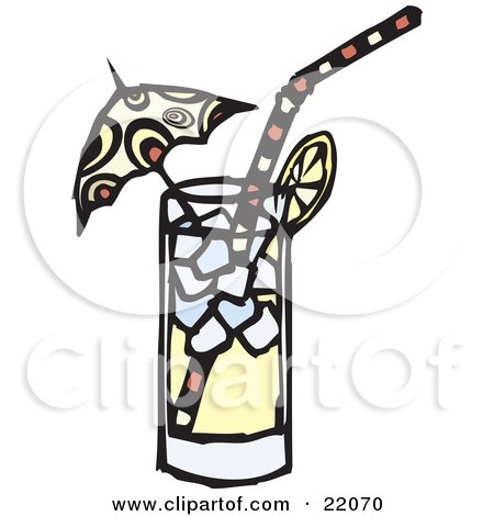Royalty-Free (RF) Lemonade Clipart, Illustrations, Vector Graphics #1