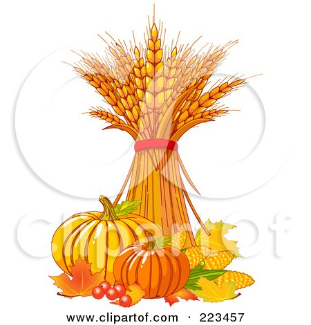 Royalty Free Rf Clipart Illustration Of A Bundle Of