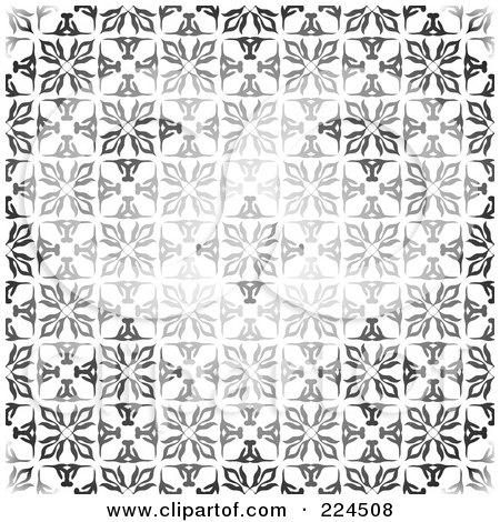 1000 Hour Metallic Nailz - Black and Silver pattern | beautyheaven