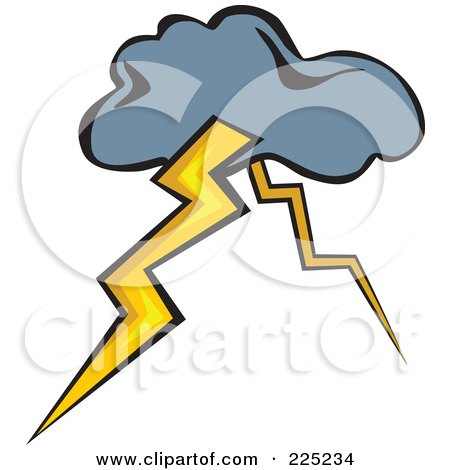 Royalty Free Rf Storm Clipart Illustrations Vector