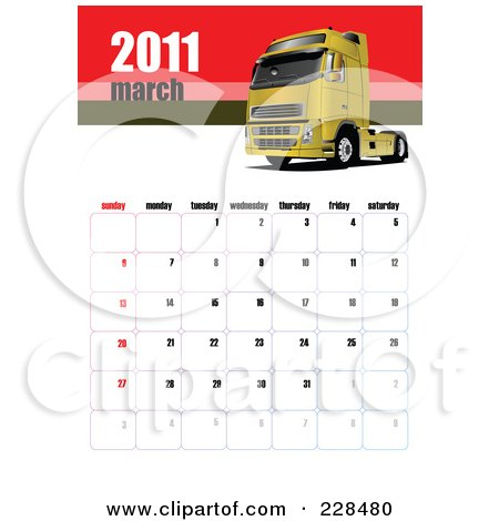blank march 2011 printable calendar. calendar printable. march