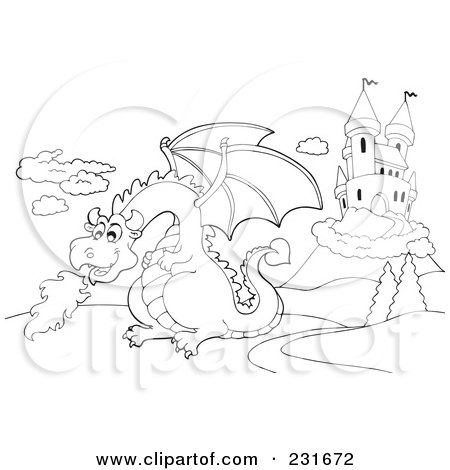 Beautiful drag cars car repair manuals and wiring diagrams for Dragon and castle coloring pages