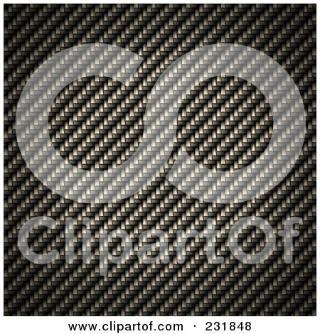 Royalty-Free (RF) Clipart Illustration of a Tight Woven