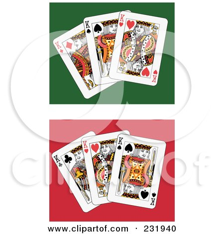Royalty-Free (RF) Poker Clipart, Illustrations, Vector Graphics #7