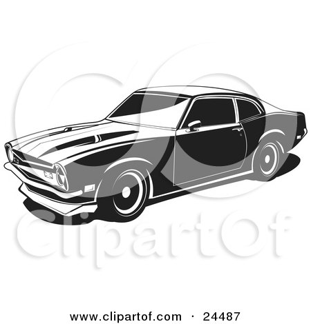 royalty free black and white illustrations by david rey page 5