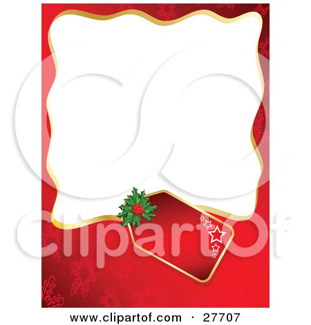 Royalty-Free (RF) Christmas Present Label Clipart, Illustrations ...