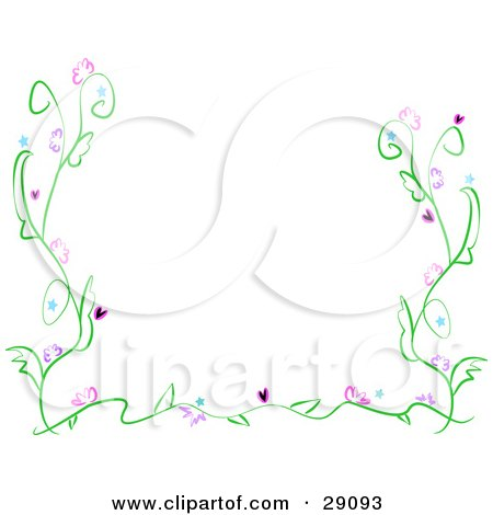 coloring pages of hearts and stars. Little Hearts And Stars,