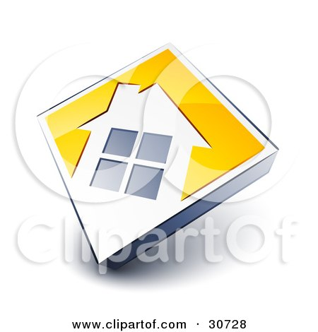 Royalty Free Rf Clipart Of Windows Illustrations