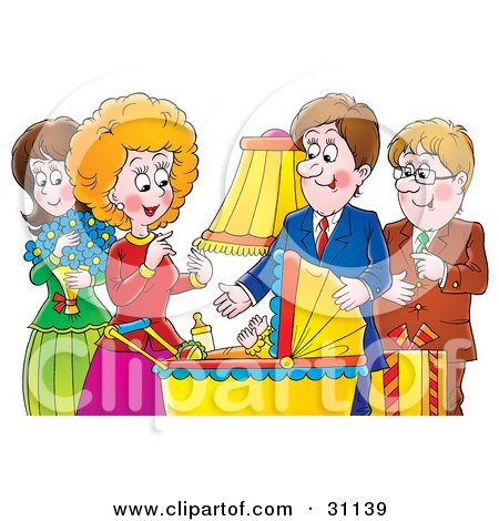 Clip Art Aunt Clipart royalty free rf aunt clipart illustrations vector graphics 1 preview clipart