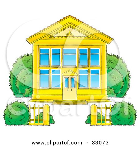 School Window Clipart royalty-free (rf) school building clipart, illustrations, vector