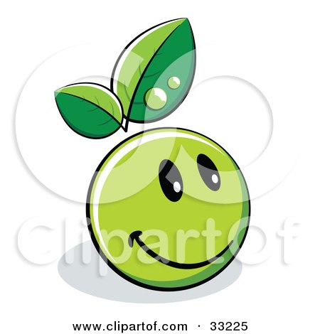 33225-Clipart-Illustration-Of-A-Happy-Gr