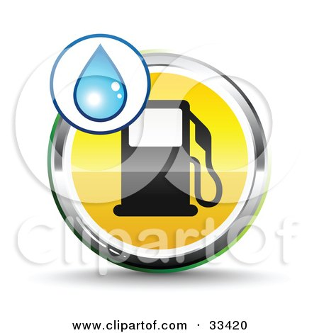 Royalty-Free (RF) Clipart Illustration of a Dripping ...