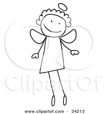 royalty free stick figure illustrations by c charley