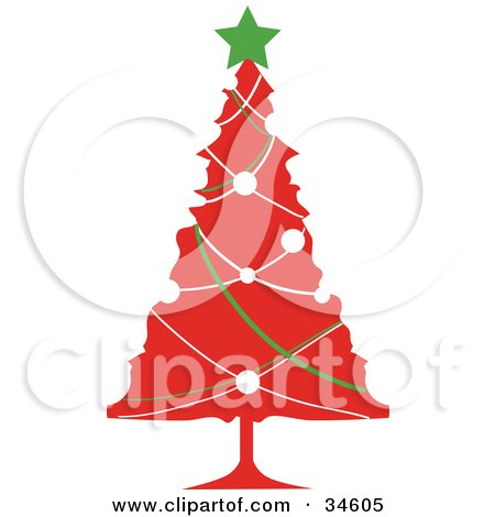 clipart illustration of an elegant christmas scroll with christmas wreaths clip art pictures christmas wreath clipart png
