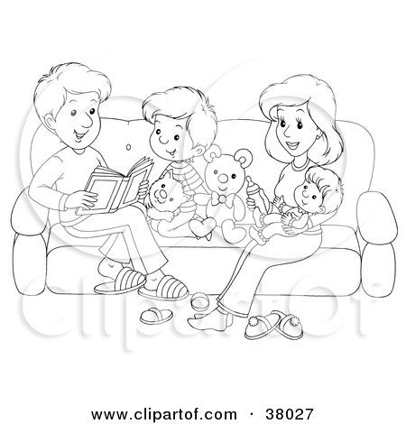 Serving Family Coloring Pages Also Worksheet On Excel Also Worksheet ...