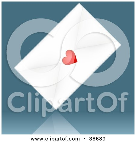 love letters. site background
