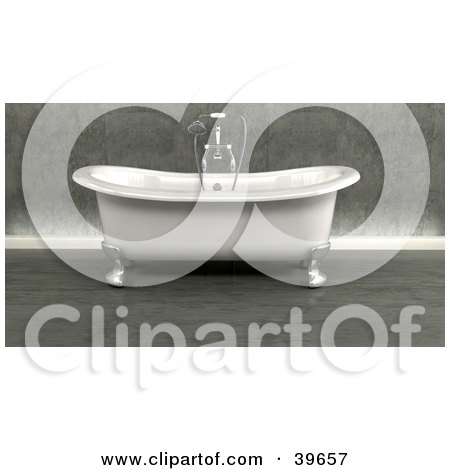Tub S Chrome Shower Head Attachment Posters Art Prints By Kj Pargeter Interior Wall Decor 42243