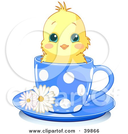 Royalty-Free (RF) Teacup Clipart, Illustrations, Vector Graphics #1