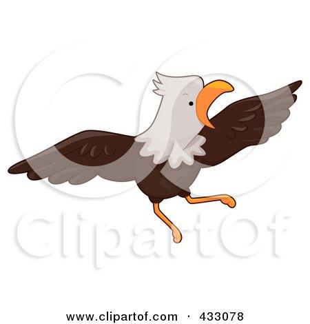 american eagle flying. Bald Eagle Flying