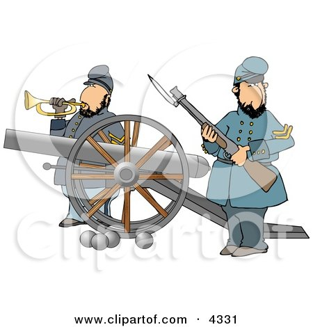 Royalty-Free (RF) American Civil War Clipart, Illustrations ...