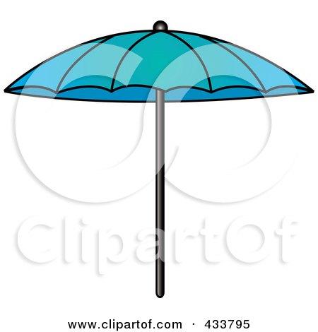 Portabrella Compact Travel Beach Umbrella | Beachkit
