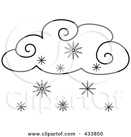 Royalty-Free (RF) Clipart Illustration of a Yellow Sun And Blue ...