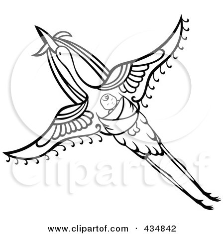 Royalty-Free (RF) Baby Stork Clipart, Illustrations, Vector ...
