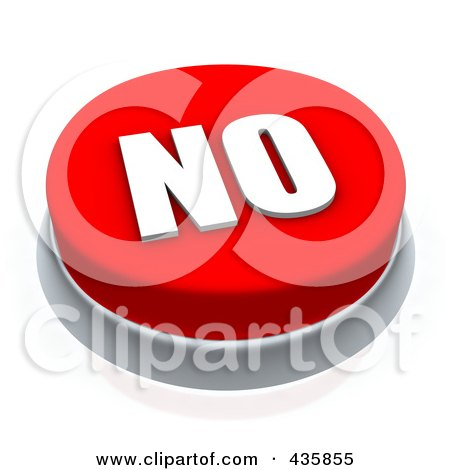 RoyaltyFree RF Not Clipart