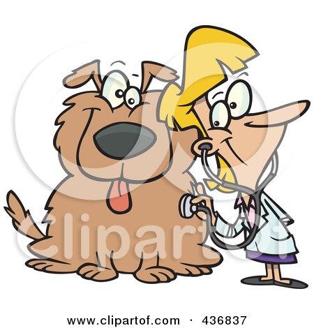 Veterinary Stethoscope Clip Art – Cliparts
