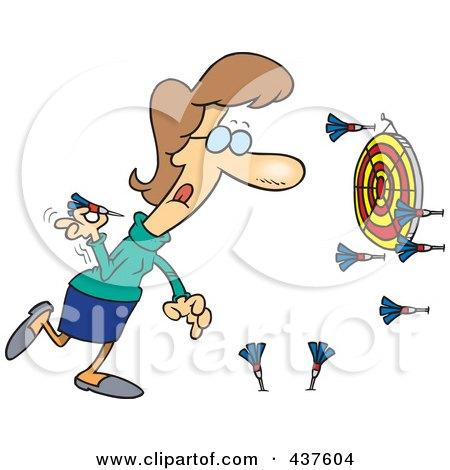 437604-Cartoon-Woman-Missing-The-Target-While-Throwing-Darts-Poster-Art-Print.jpg