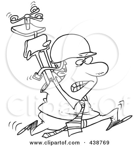Fitness woman clipart together with C ing sign clipart additionally Black And White Clipart Of Boy Working At Desk additionally Confederate Soldier With A Rifle 1251954 furthermore Brute Muscular Drill Sergeant Man Shouting 1244656. on boot camp clip art