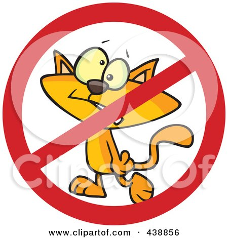 Royalty free rf clip art illustration of a cartoon no for Free clipart no copyright