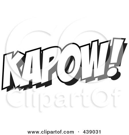 Kapow outline